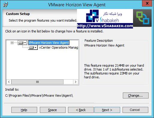 مانیتورینگ شبکه و زیرساخت مجازی با vCOPs
