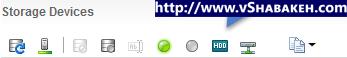 برچسب دیسک ها در VMware vSphere | تغییر دیسک از Flash به HDD